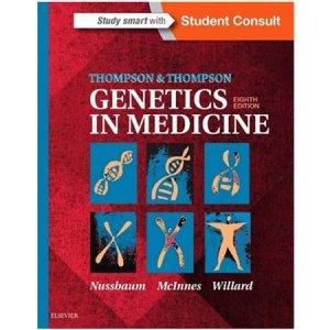 ژنتیک پزشکی تامسون