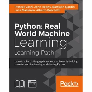 پایتون برای یادگیری ماشین در دنیای واقعی